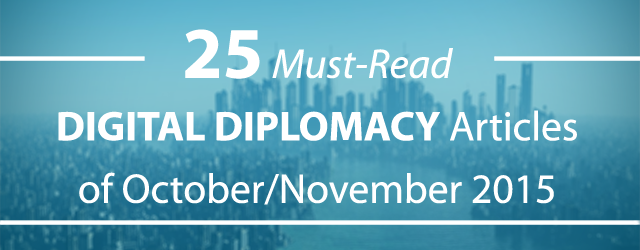 digital diplomacy october november
